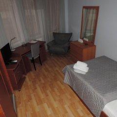 Отель VIP Victoria 3* Стандартный номер двуспальная кровать фото 5