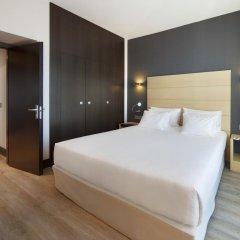 Отель NH Collection Milano President 5* Люкс с различными типами кроватей фото 3