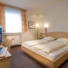 Hotel Gasthof Zur Post Унтерфёринг комната для гостей фото 3