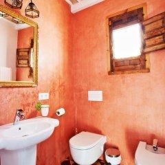 Отель Hospederia Antigua ванная