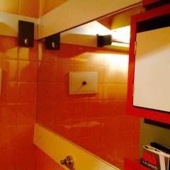 Отель Las Marilubis Obelisco Center ванная