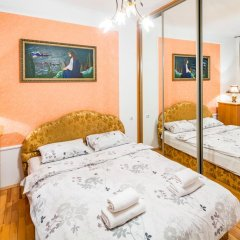 Апартаменты Do Lvova Central Apartments комната для гостей фото 4