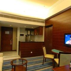Ocean Hotel 4* Апартаменты с различными типами кроватей фото 9