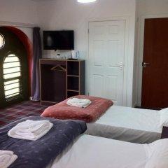 Отель Tartan Lodge Номер Делюкс с различными типами кроватей фото 3