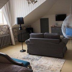 Мини-отель Грандъ Сова Номер Делюкс с различными типами кроватей фото 10