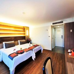 Jomtien Garden Hotel & Resort 4* Номер Делюкс с различными типами кроватей фото 2
