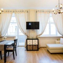 Апартаменты на Бронной комната для гостей