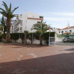 Hotel Azul Praia парковка