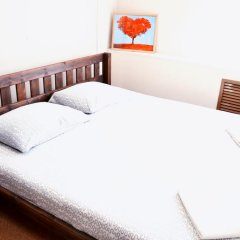 KunakHouse - Hostel Стандартный семейный номер с двуспальной кроватью фото 2