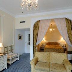 TOP Hotel Ambassador-Zlata Husa 4* Люкс с разными типами кроватей фото 2