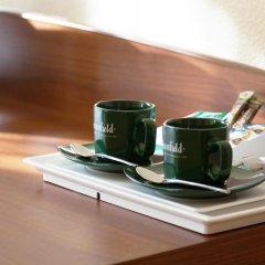 Гостиница Максима Заря 3* Стандартный номер разные типы кроватей фото 26