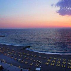 Hotel Parthenon City Родос пляж фото 2