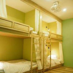 Отель The Luna 2* Кровать в общем номере двухъярусные кровати