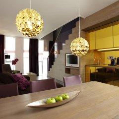 Отель abito Suites 3* Люкс с различными типами кроватей фото 11