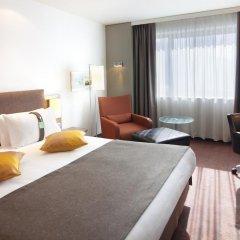 Гостиница Holiday Inn Almaty 4* Стандартный номер с двуспальной кроватью фото 2