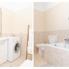 Апартаменты Cariatides Studio Promenade Holiday ванная