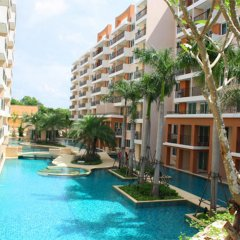 Отель Paradise Park By Pattaya Capital Property бассейн