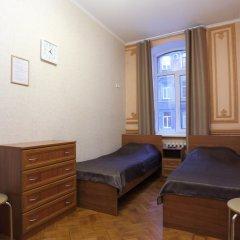 Гостиница Комнаты на ул.Рубинштейна,38 Стандартный номер с двуспальной кроватью (общая ванная комната)