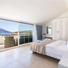 Kalkan Suites 3* Апартаменты с различными типами кроватей фото 45