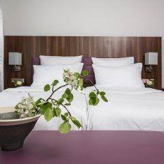 AKZENT Hotel Laupheimer Hof 3* Стандартный номер с двуспальной кроватью фото 2