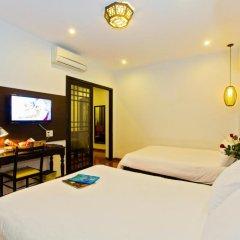 Отель Riverside Impression Homestay Villa 3* Полулюкс с различными типами кроватей фото 4