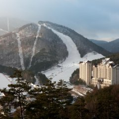 Отель Yongpyong Resort Dragon Valley Hotel Южная Корея, Пхёнчан - отзывы, цены и фото номеров - забронировать отель Yongpyong Resort Dragon Valley Hotel онлайн фото 5