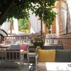 Отель B&B Secret Garden питание