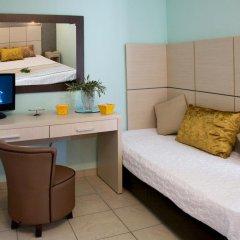 Отель Kaplanis House Греция, Ситония - отзывы, цены и фото номеров - забронировать отель Kaplanis House онлайн удобства в номере фото 2