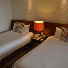 Отель Las Brisas Ixtapa 4* Номер Делюкс с различными типами кроватей фото 4