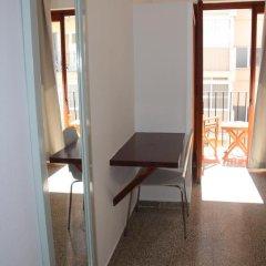 Отель Hostal Las Nieves Стандартный номер с различными типами кроватей фото 13