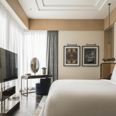 Отель Four Seasons Dubai International Financial Center 5* Люкс Four Seasons deluxe executive