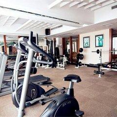 Metropolitan Hotel фитнесс-зал