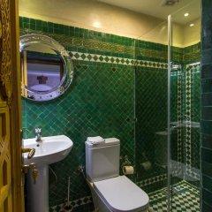 Отель Riad Amor Марокко, Фес - отзывы, цены и фото номеров - забронировать отель Riad Amor онлайн ванная фото 2