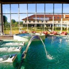 Отель Oca Golf Balneario Augas Santas 4* Стандартный номер с двуспальной кроватью фото 7