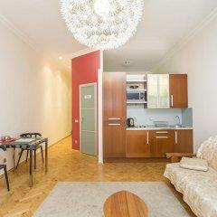 Апартаменты Four Squares Apartments on Tverskaya Апартаменты с двуспальной кроватью фото 25