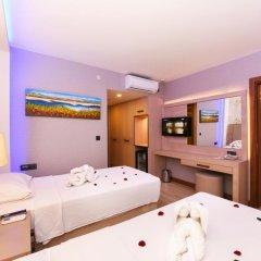 Отель Liberty Hotels Oludeniz 4* Улучшенный семейный номер с 2 отдельными кроватями фото 3