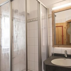 Отель EDER Мюнхен ванная фото 2