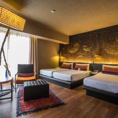 Siam@Siam Design Hotel Bangkok 4* Семейный номер Делюкс с двуспальной кроватью фото 4