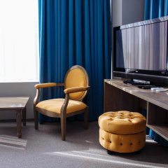 Platinum Hotel 3* Стандартный номер двуспальная кровать