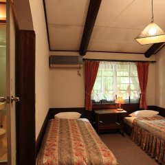 Отель Lodge Karunaju & The Alpine Grill Хакуба спа