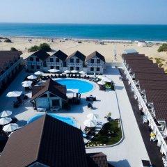 Гостиница Белый Пляж 3* Стандартный номер с двуспальной кроватью фото 10