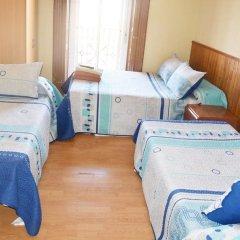 Отель Hostal Numancia Стандартный номер с различными типами кроватей (общая ванная комната) фото 2