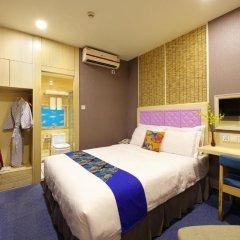 Guangzhou The Royal Garden Hotel 3* Стандартный номер с различными типами кроватей фото 5