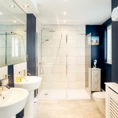 Отель The Beach House Великобритания, Кемптаун - отзывы, цены и фото номеров - забронировать отель The Beach House онлайн ванная