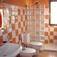 Отель Casa Rural Carlos ванная