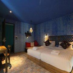 Tints of Blue Hotel 3* Студия Делюкс с различными типами кроватей фото 9