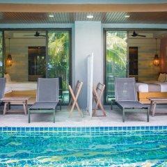 Отель Holiday Inn Resort Krabi Ao Nang Beach 4* Стандартный номер с различными типами кроватей фото 4