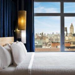 Arthouse Hotel New York City 4* Апартаменты с различными типами кроватей фото 2