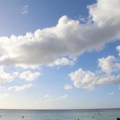 Отель Hyatt Regency Guam Гуам, Тамунинг - отзывы, цены и фото номеров - забронировать отель Hyatt Regency Guam онлайн пляж фото 2