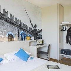 B&B Hotel Verona Стандартный номер двуспальная кровать фото 6